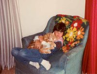 Jane and Morris The Cat.JPG